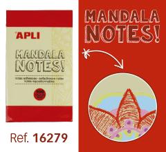 NOTES MANDALA